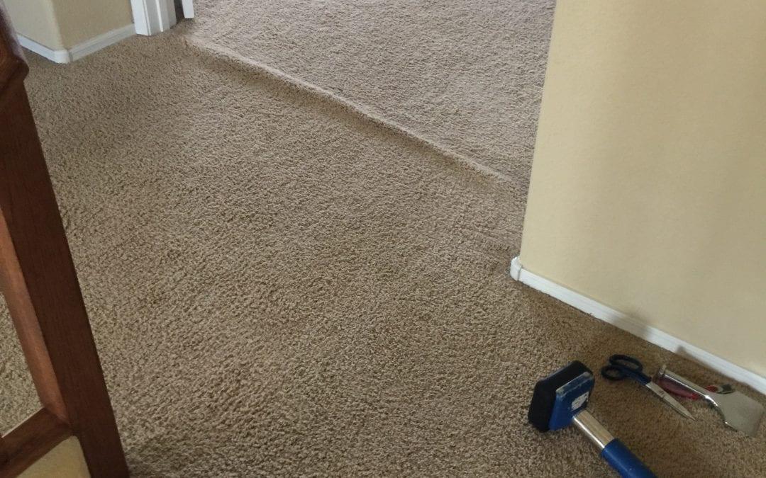 Power Stretching Carpet in Peoria