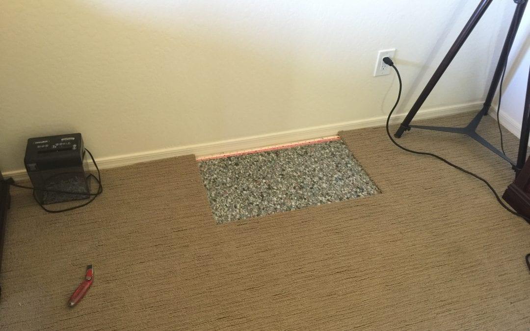 Carpet Repair in Goodyear, AZ