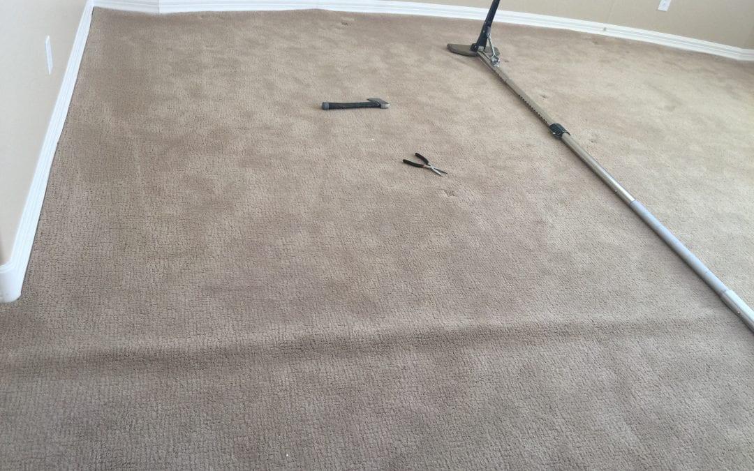 Peoria, AZ: Carpet Stretching